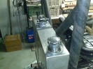 Hydraulik/Benzintank