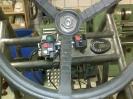 Cockpit Auspuff